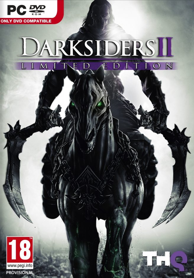 PC Darksiders 2 PC