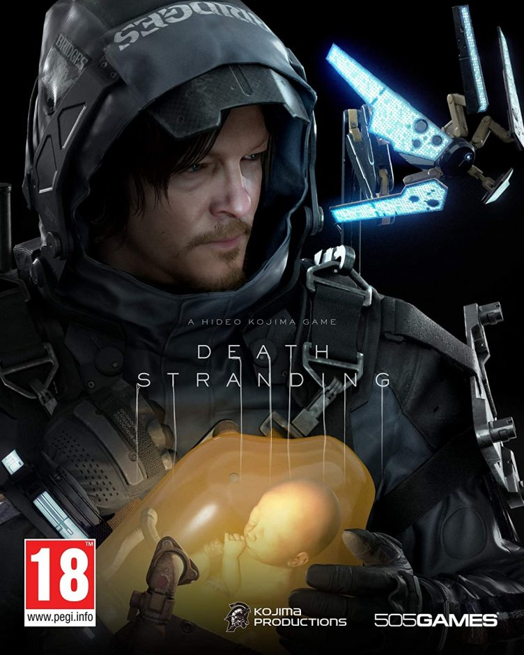 PC Death Stranding PC