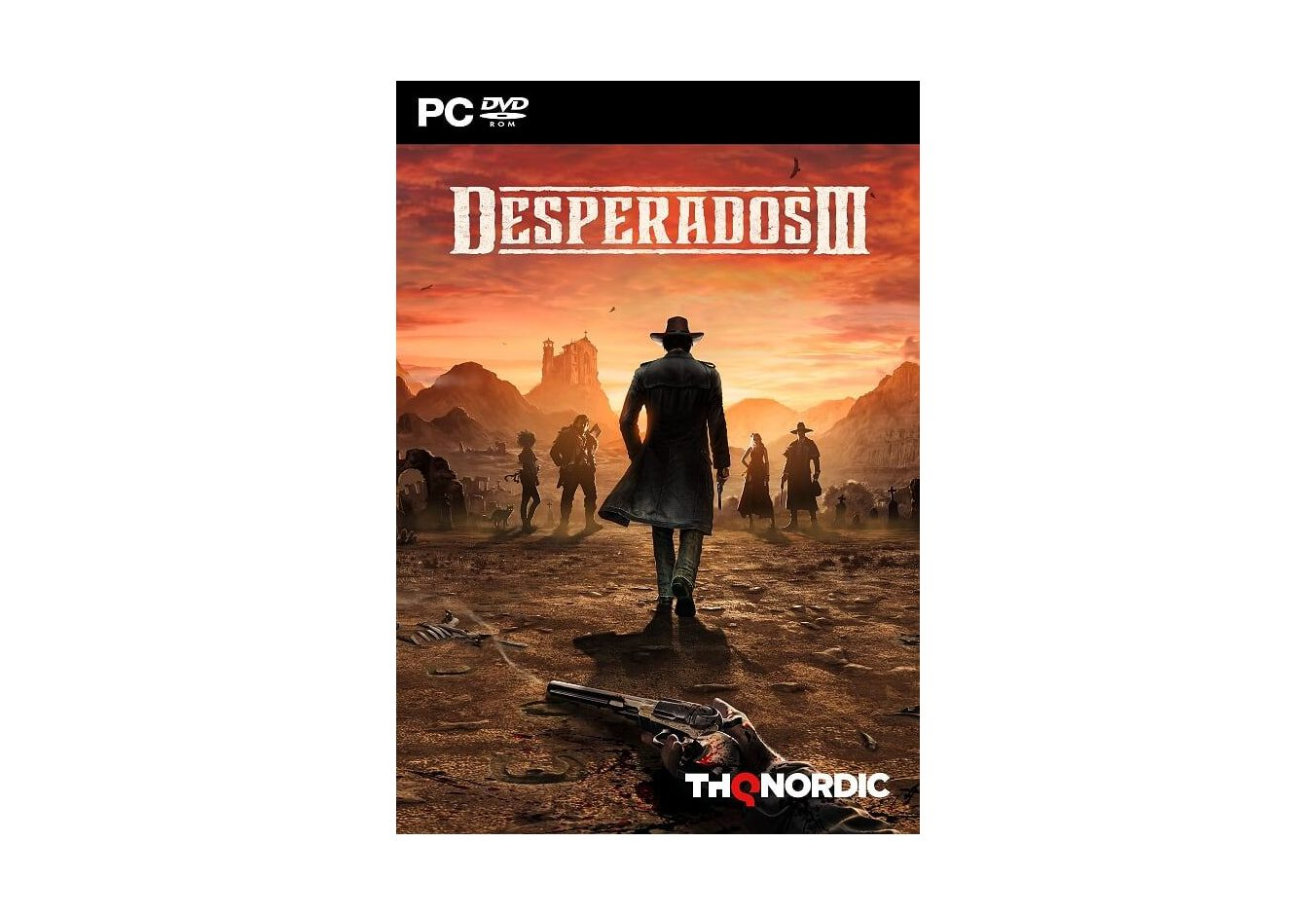 PC Desperados III PC