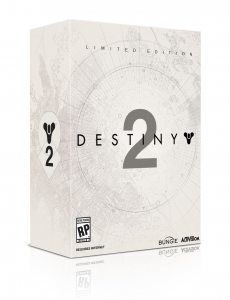 PC Destiny 2. Limited edition