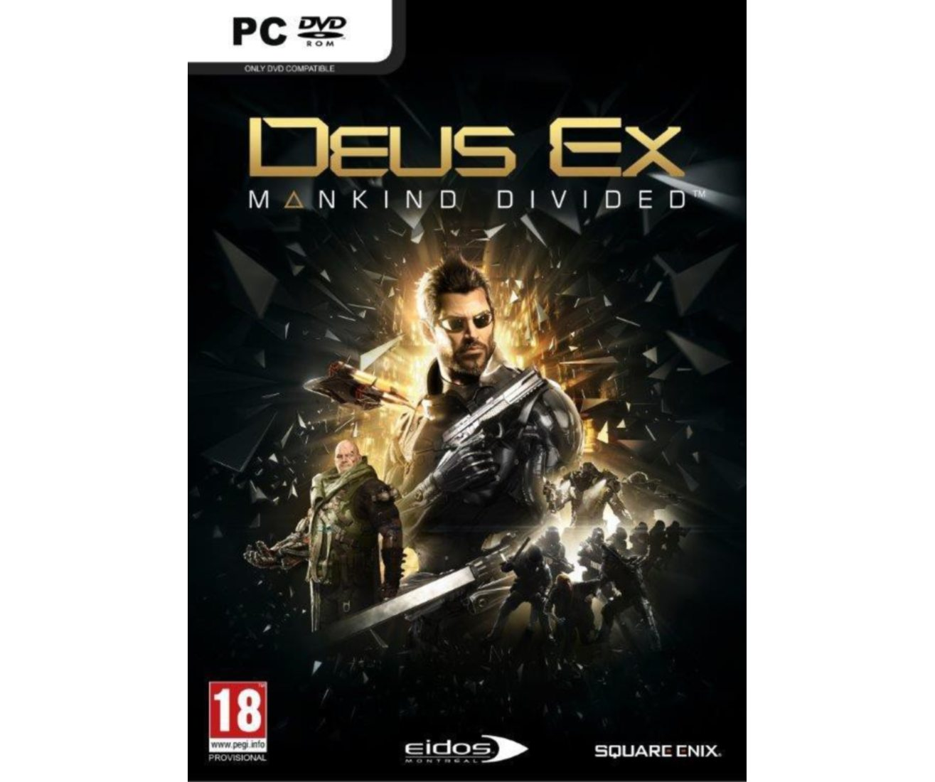PC Deus Ex: Mankind Divided PC