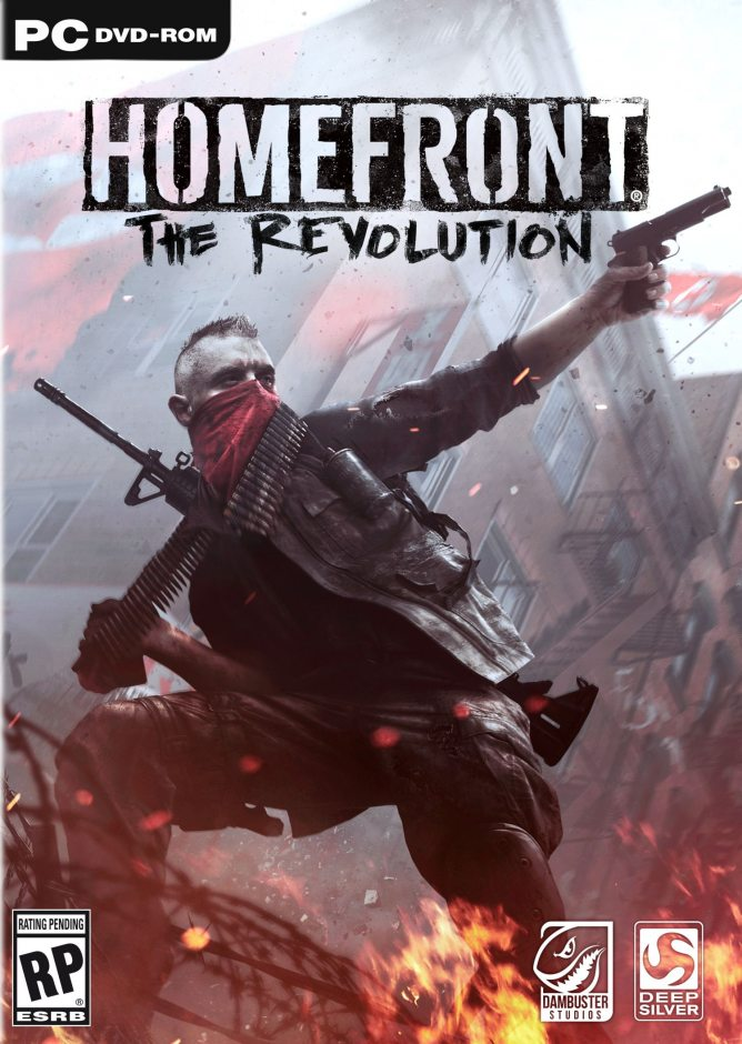 PC Homefront: The Revolution PC