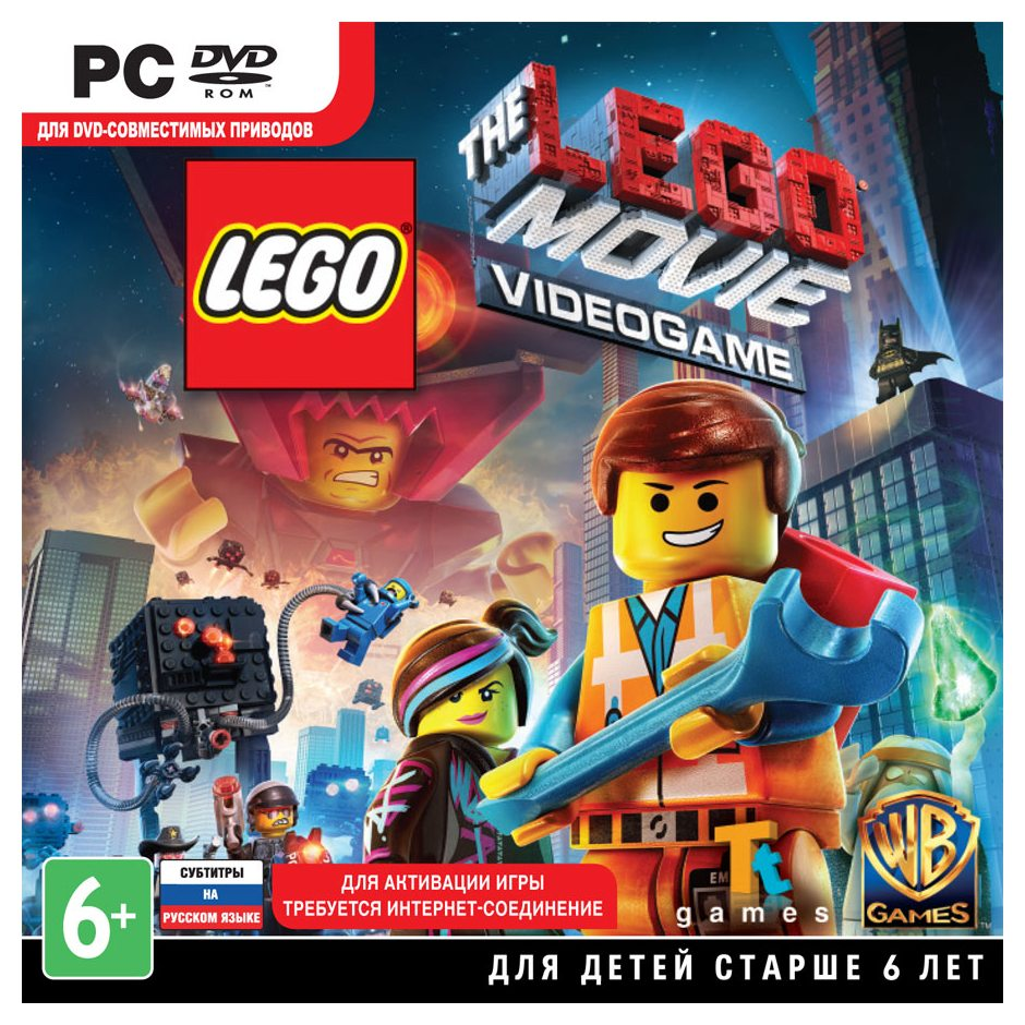 PC LEGO Movie Videogame PC