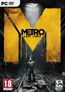 PC Metro: Last Light (Метро: Луч надежды)
