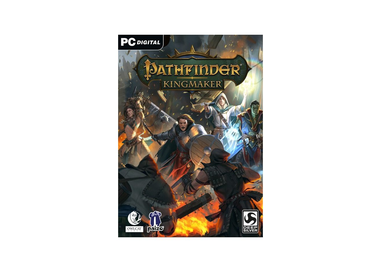 PC Pathfinder: Kingmaker PC