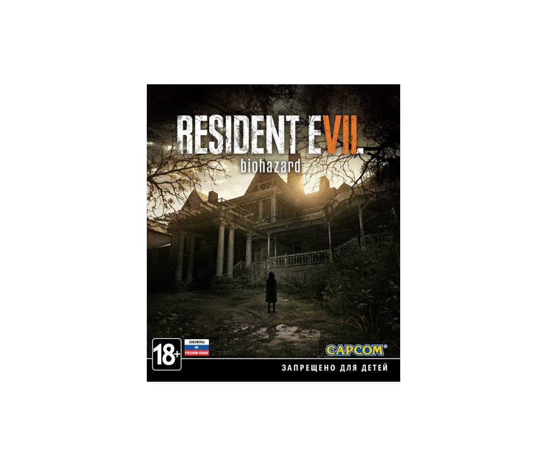 PC Resident Evil 7 biohazard PC
