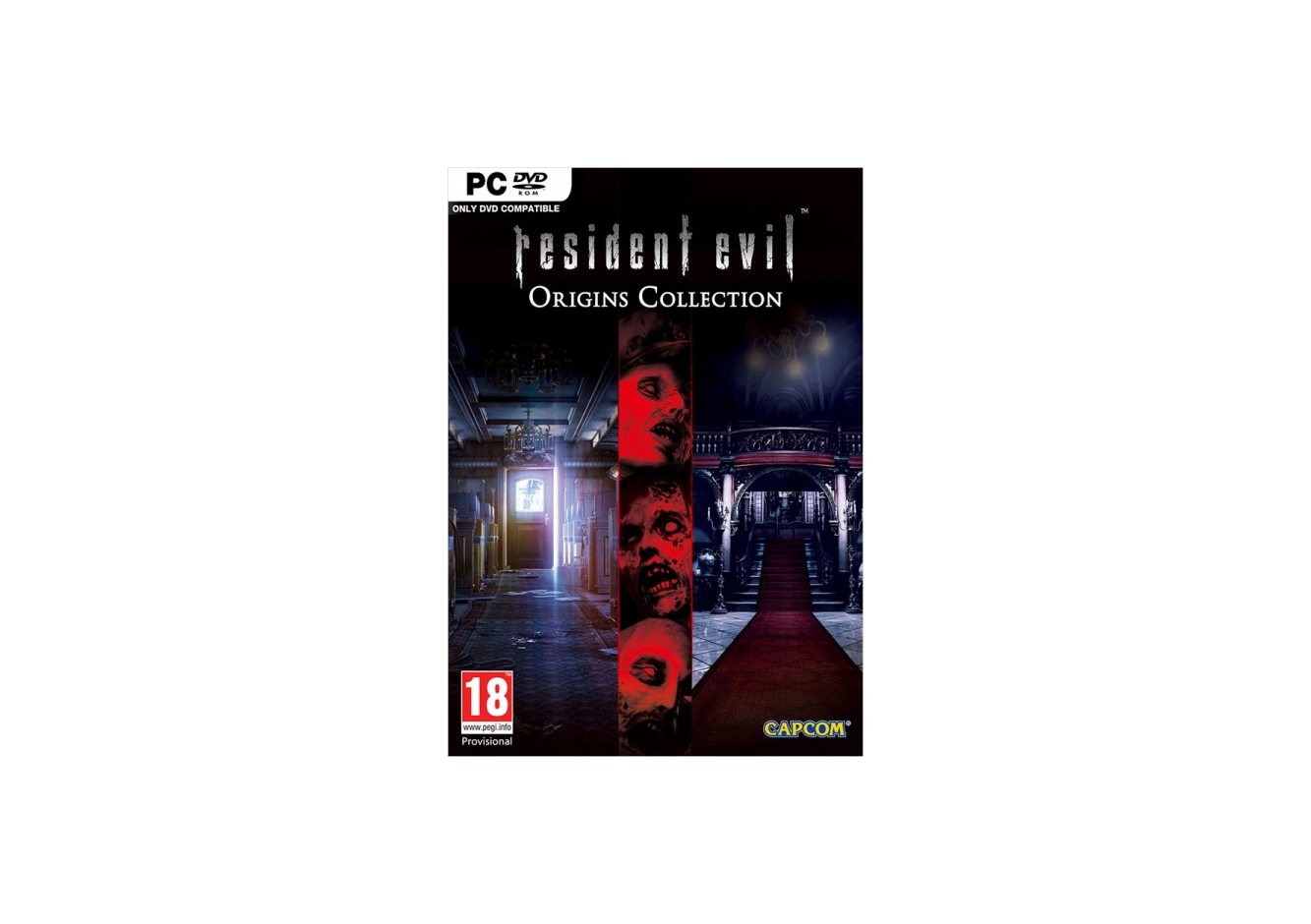PC Resident Evil Origins Collection PC