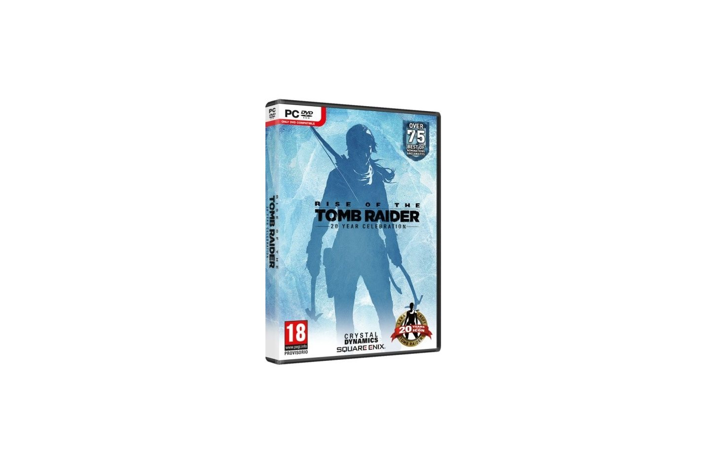 PC Rise of the Tomb: Raider 20-летний юбилей PC