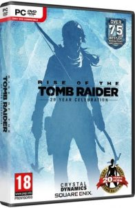 PC Rise of the Tomb: Raider 20-летний юбилей