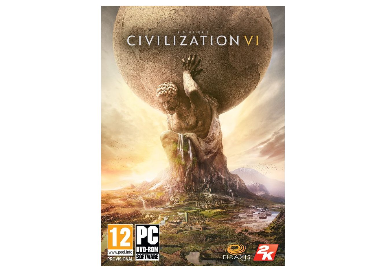 PC Sid Meier's Civilization VI PC