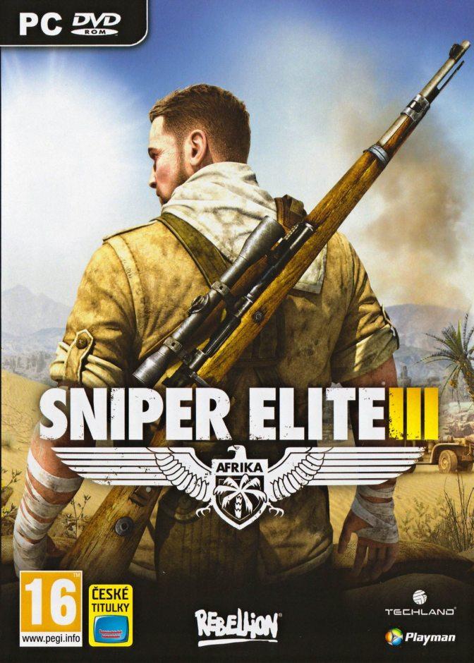 PC Sniper Elite 3 PC