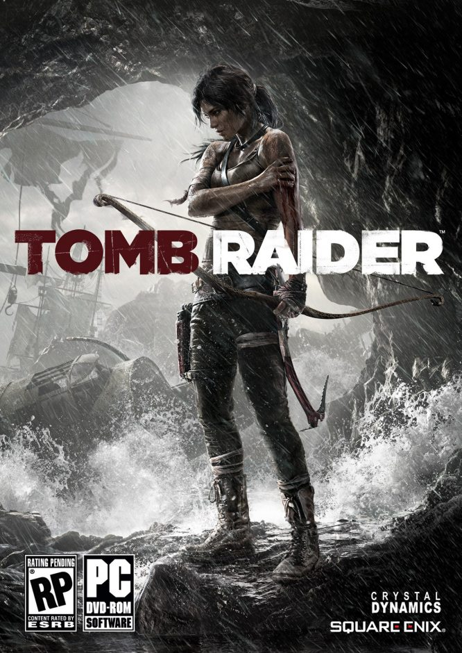 PC Tomb Raider PC