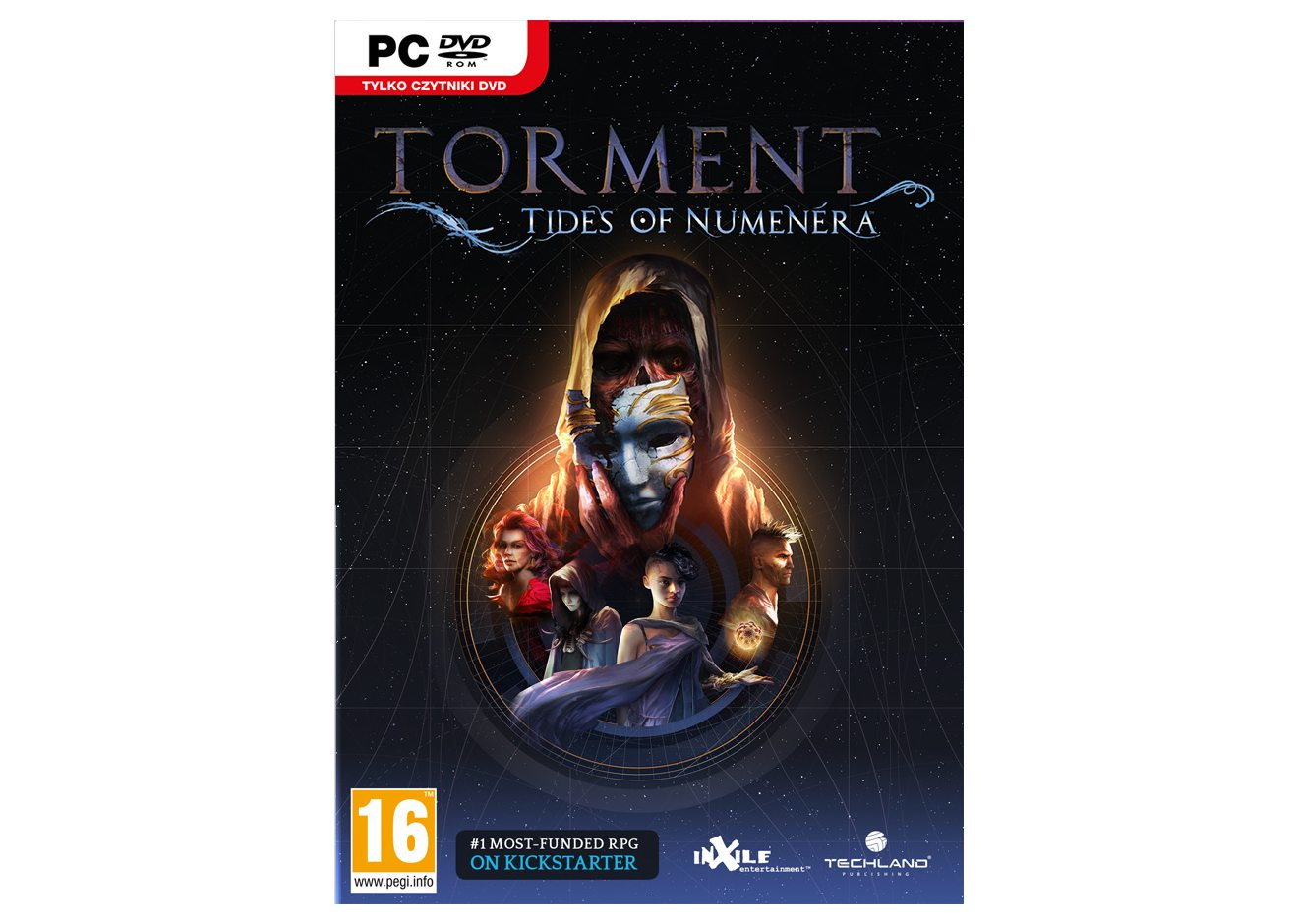 PC Torment: Tides of Numenera PC