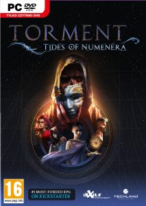 PC Torment: Tides of Numenera