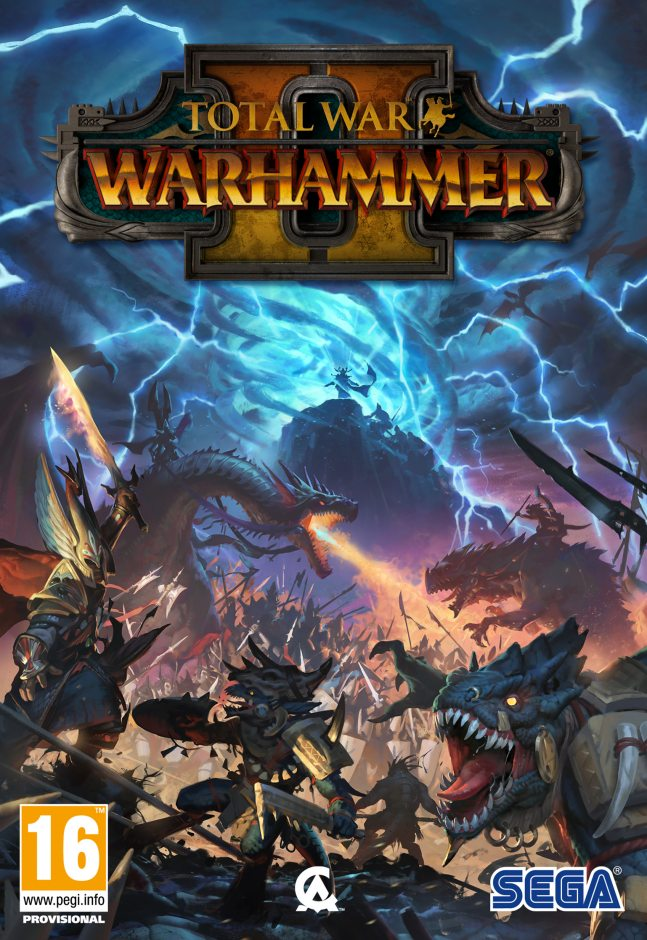 PC Total War: WARHAMMER II (Jewel) PC