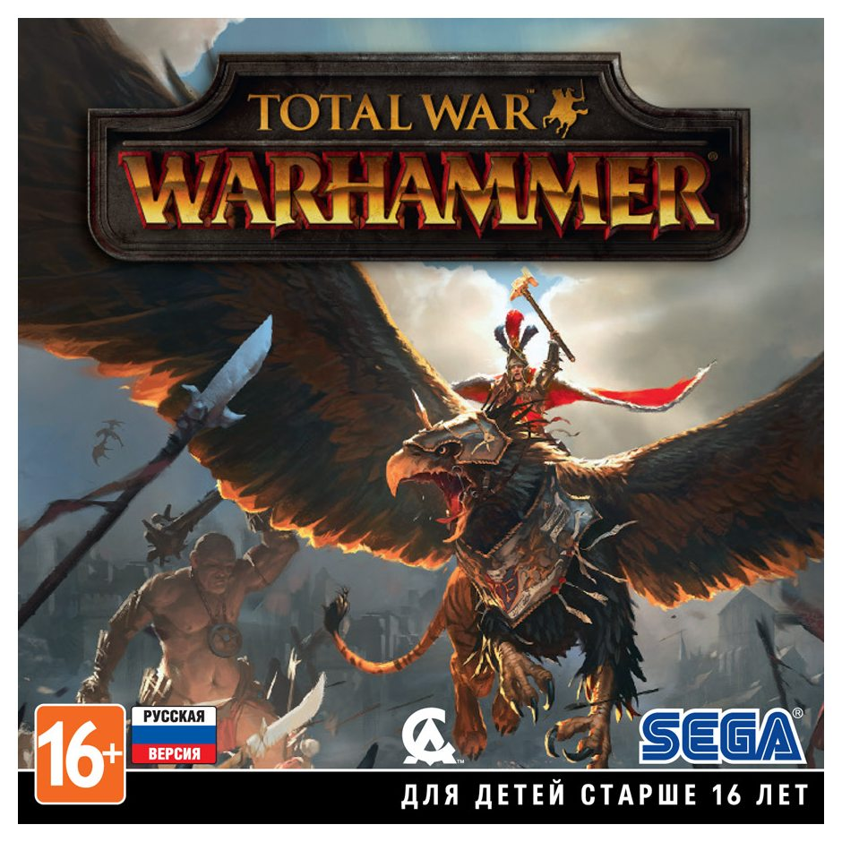 PC Total War: WARHAMMER. Old World Edition PC