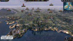PC Total War Saga: Thrones of Britannia PC