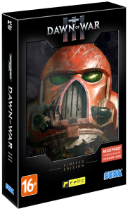 PC Warhammer 40,000: Dawn of War III. Limited Edition
