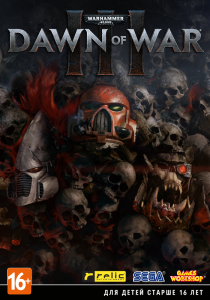 PC Warhammer 40,000: Dawn of War III
