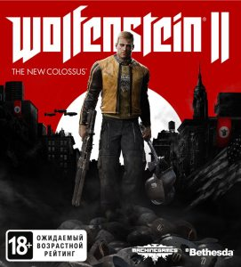PC Wolfenstein II: The New Colossus