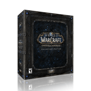 PC World of Warcraft: Battle for Azeroth. Collector's Edition