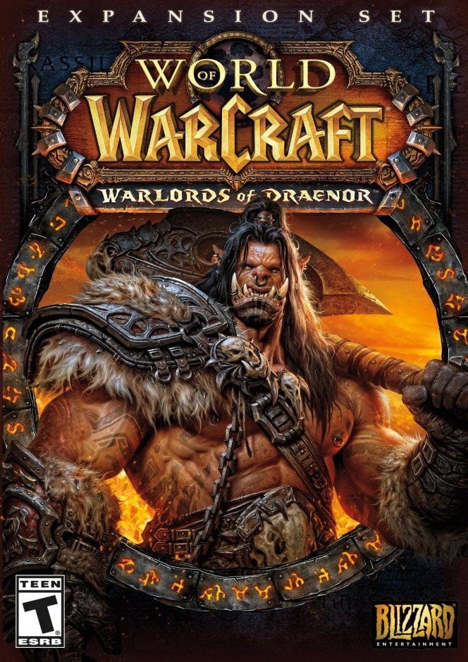 PC World of Warcraft: Warlords of Draenor PC