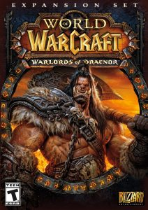 PC World of Warcraft: Warlords of Draenor
