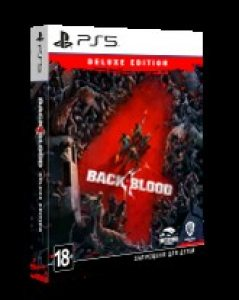 Back 4 Blood. Deluxe Edition