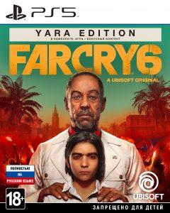 Far Cry 6. Yara Edition