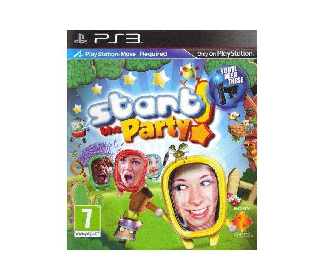 PS3 Зажигай! PS3