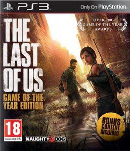 PS3 Одни из нас. Издание «Игра года»