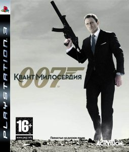 PS3 007 Квант Милосердия