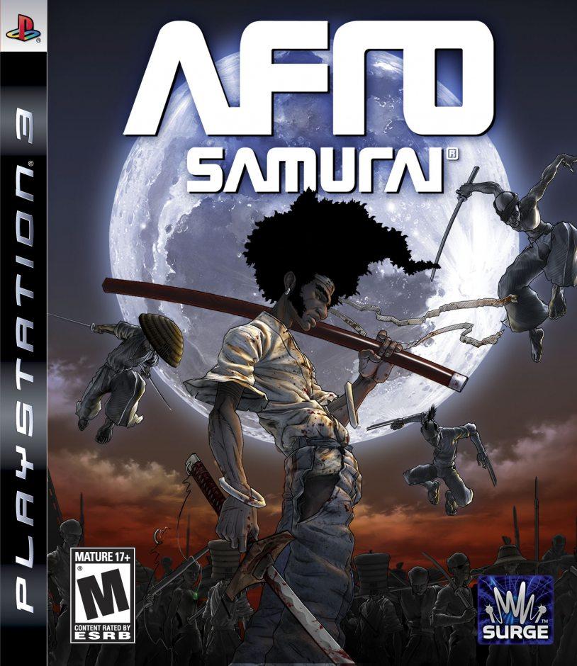 PS3 Afro Samurai PS3