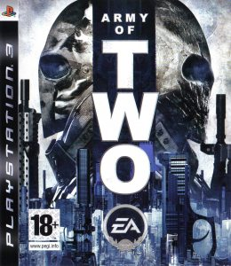PS3 Army of Two