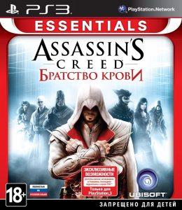PS3 Assassin's Creed: Братство крови