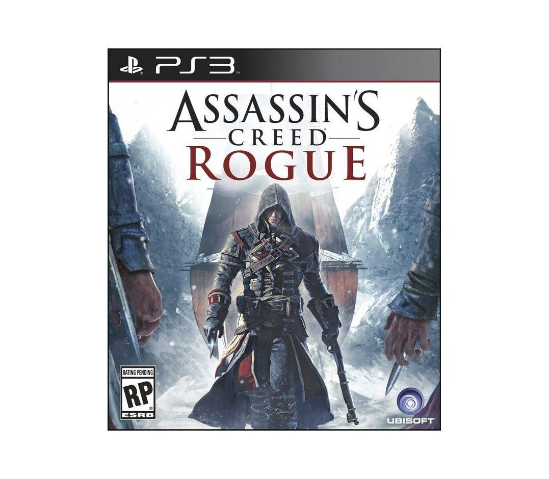 PS3 Assassin's Creed: Rogue PS3