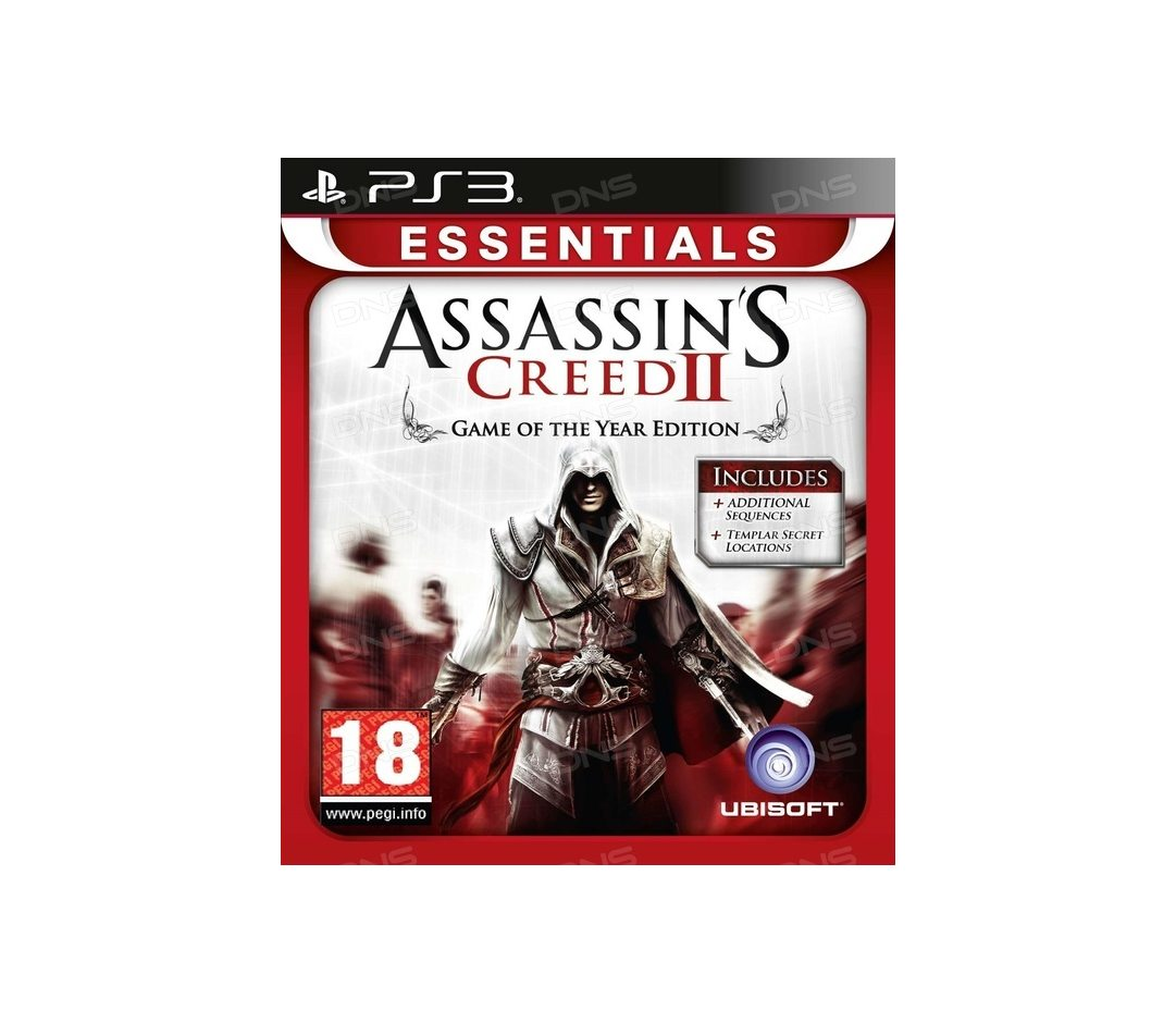 PS3 Assassin's Creed 2 PS3