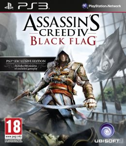 PS3 Assassin's Creed IV: Чёрный Флаг