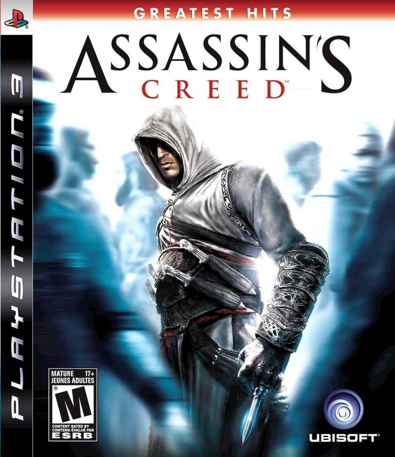 PS3 Assassin's Creed PS3