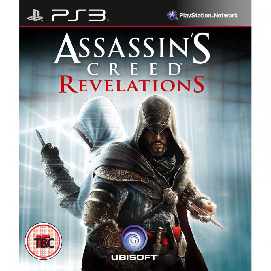 PS3 Assassins Creed: Revelations (Assassins Creed: Откровения) PS3