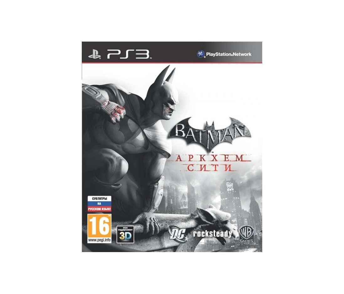 PS3 Batman: Arkham City PS3