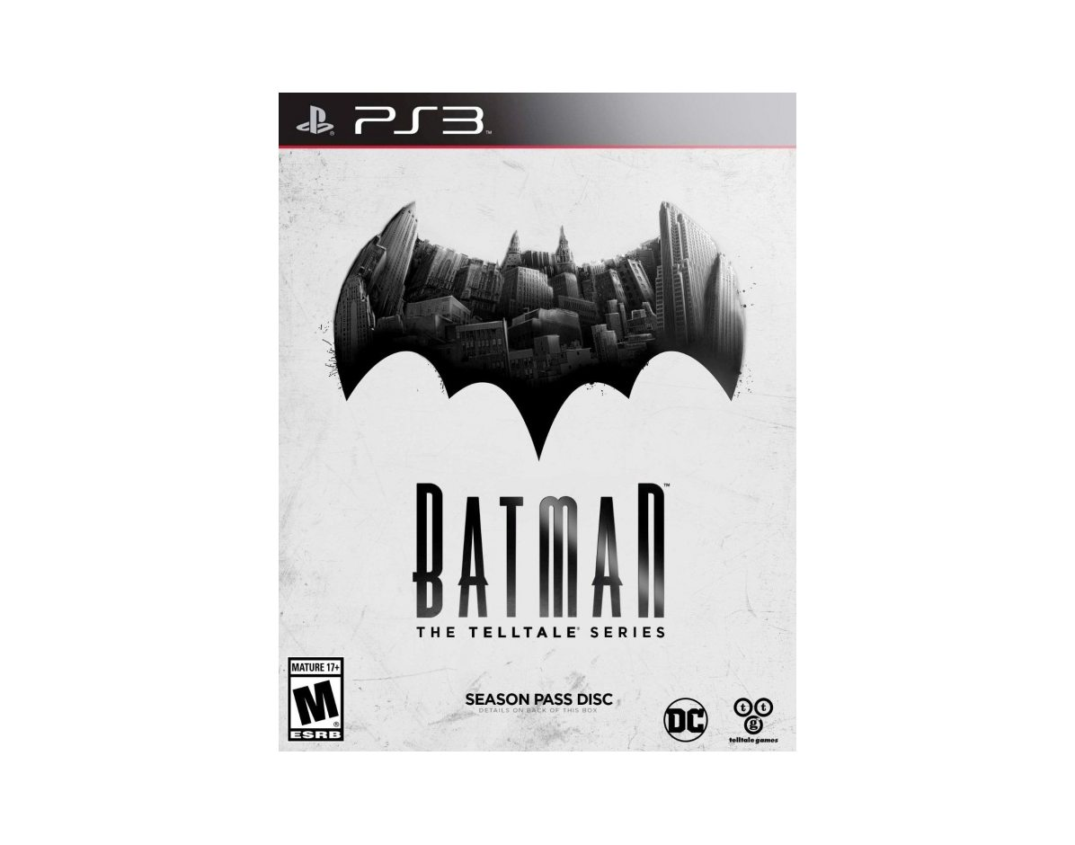 PS3 Batman: The Telltale Series PS3