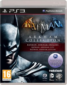 PS3 Batman Arkham Collection