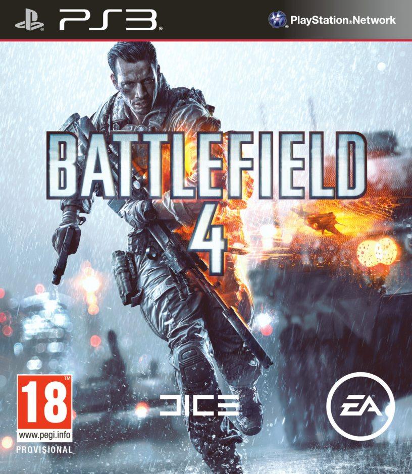 PS3 Battlefield 4 PS3