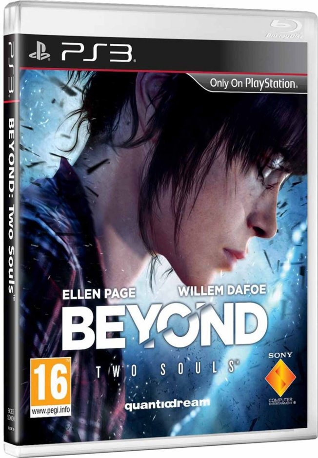 PS3 Beyond: Two Souls (За гранью: Две души) PS3