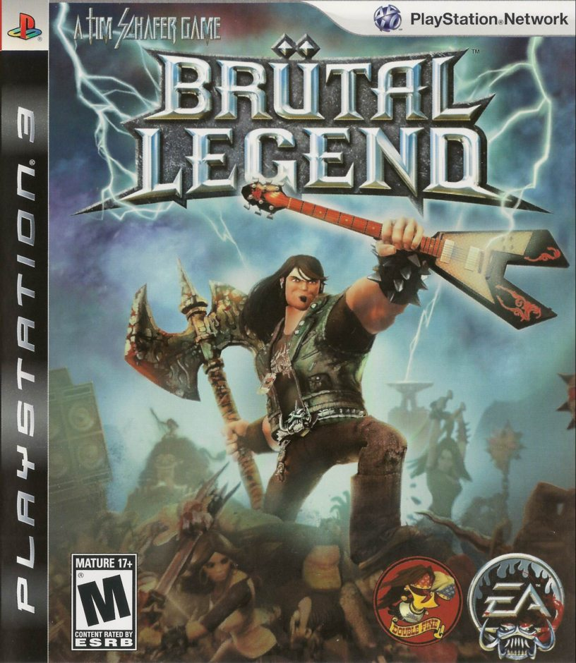PS3 Brutal Legend PS3