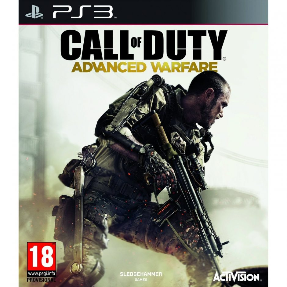 PS3 Call Of Duty Advanced Warfare PS3