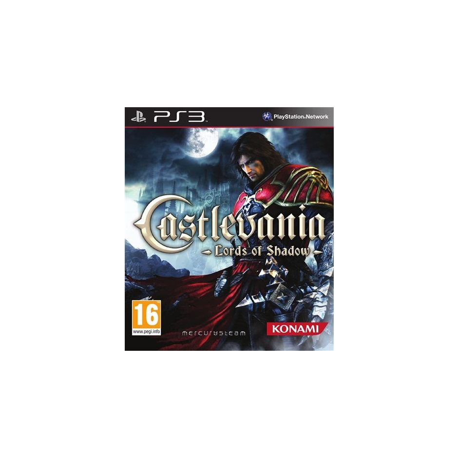 PS3 Castlevania: Lords of Shadow PS3