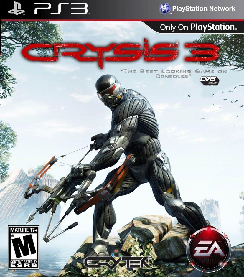 PS3 Crysis 3 PS3