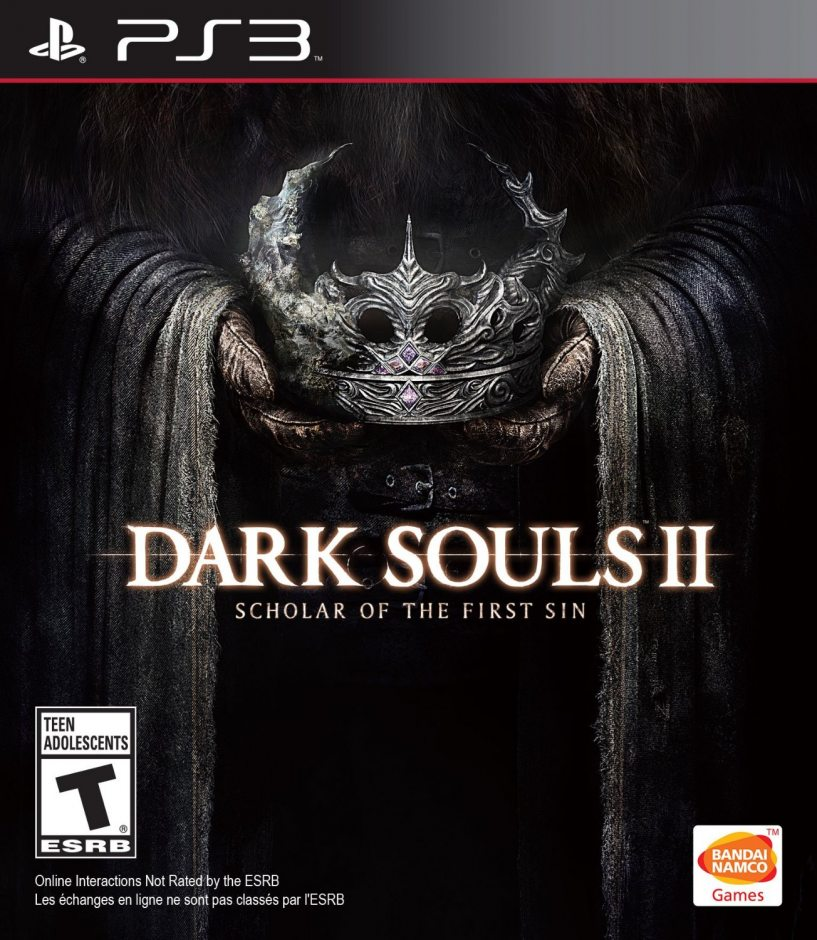 PS3 Dark Souls II: Scholar of The First Sin PS3